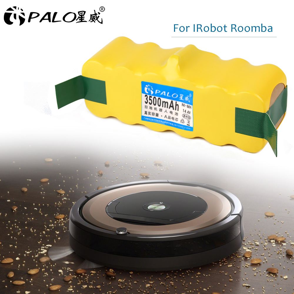Akku 2000mAh 14.4V für I-ROBOT IROBOT Roomba Pro 610