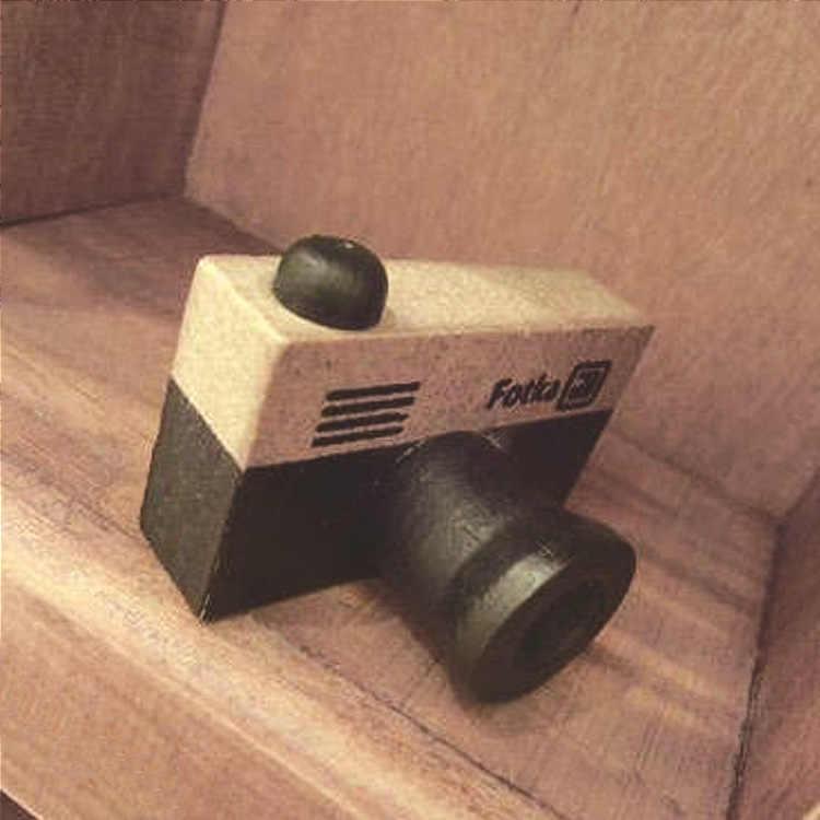 ホット販売最新 2019 2 の選択の DIY フォトアルバムパターンシールクリエイティブ Bentoy レトロ小型カメラ