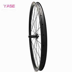 Image 4 - יאסה 29er אופני הרי 35mm hookless 25mm עמוק ללא פנימית אסימטריה רכזת BITEX R211 BOOST 110x15 148x12 דיסק בלם גלגלים