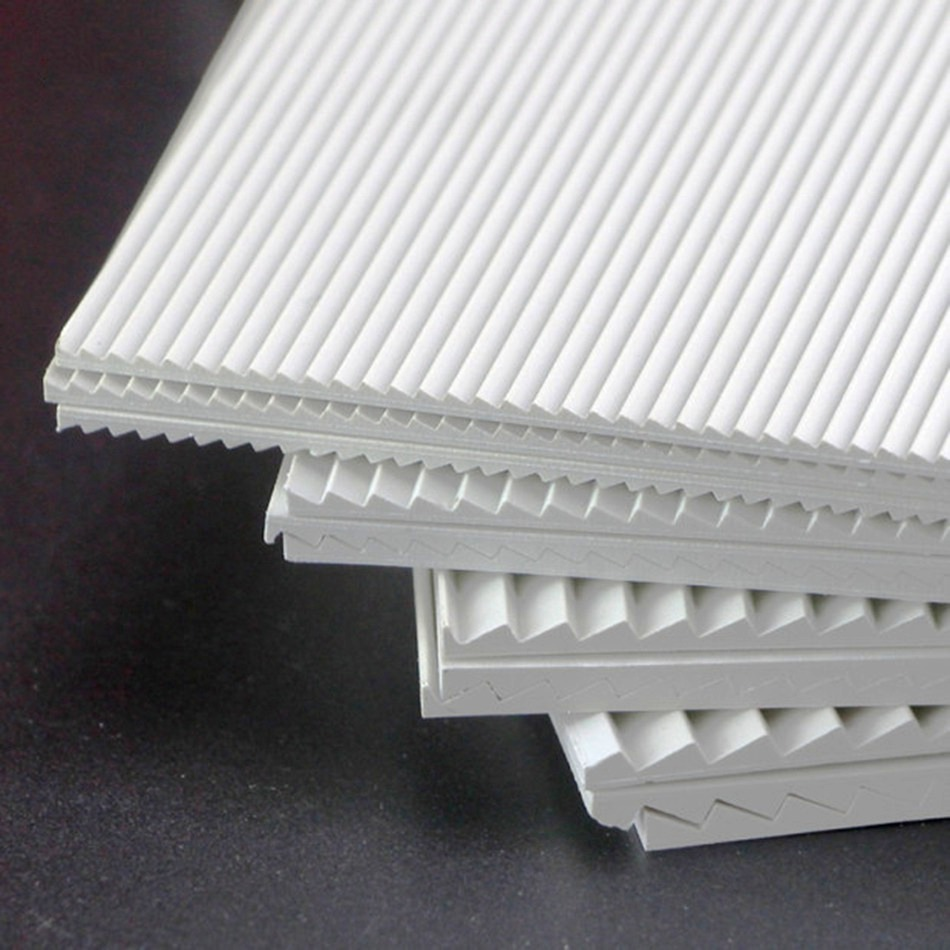 Model Step Version ABS Step Board House Model Material Abs Plastic Ladder Wall Board Stairs Board