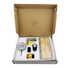 Piezo enjektör tamir kiti, evrensel kaldırma ölçüm aracı tamir testi yüksek basınçlı enjektör araçları Piezo Sie erkek enjektör