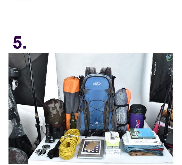 acampamento caminhadas sacos de desporto para homem