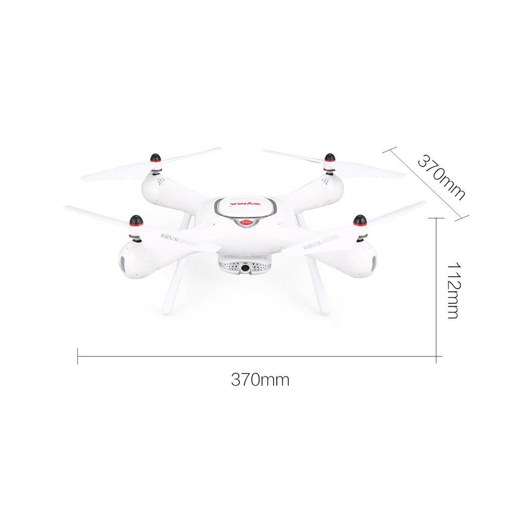 Syma X25 PRO 2,4G GPS FPV RC Дрон Квадрокоптер 720P HD Wifi регулируемая камера удержание высоты Вертолет модель игрушки детские подарки - 6