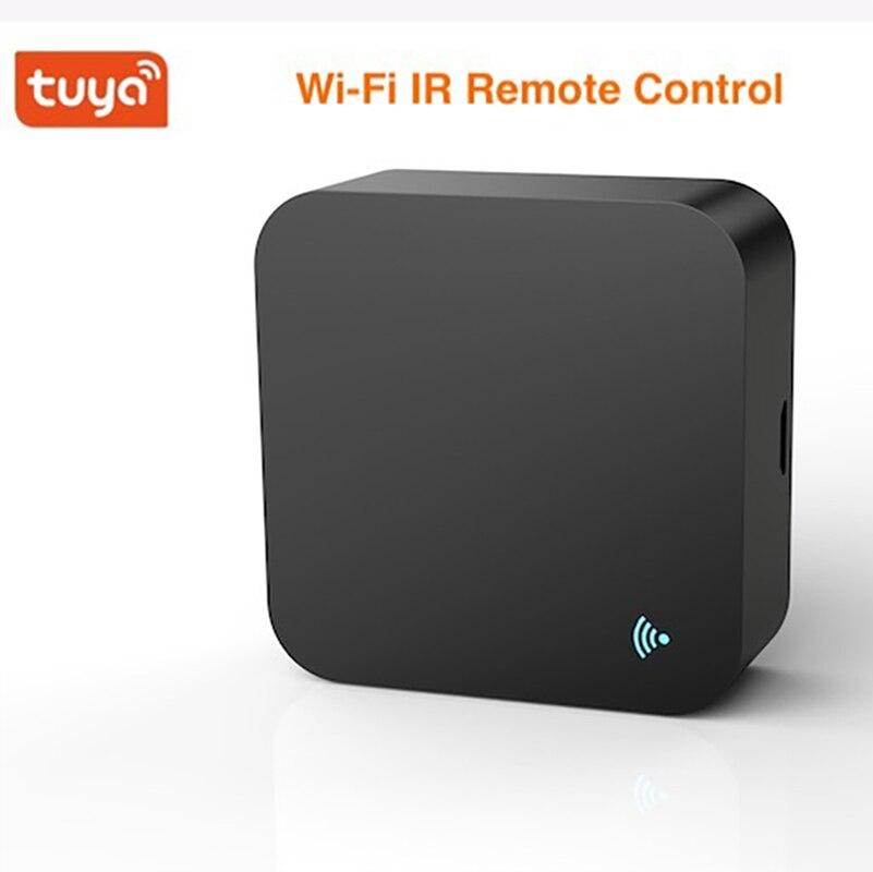 Tuya Smart life WIFI IR Remote Control Smart Home Automation  Wifi Remote  Alexa Google home Voice Universal Remote ControllerHome Automation Modules   -