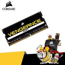 CORSAIR otebook Memory Vengeance RAM SO-DIMM DDR4 8GB 2666, память для ноутбука 260pin 1,2 V PC4 8G 16G 32GB для ноутбука
