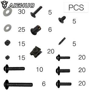 Image 5 - Motorcycle Fairing Bolts Screws For SUZUKI GSX R GSXR GSXS 600 750 1000 V Strom 650 Bandit 1200 GSR 250/S 400 GSX 250R 1400 GSF