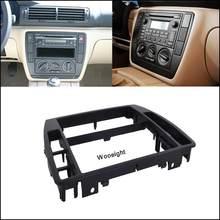 Черный тире отделка центральной консоли ободок Панель декоративная рамка для VW PASSAT B5 ввиде горшка 01-05 3B0 858 069
