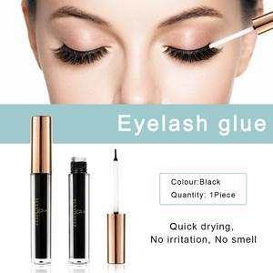 Image 5 - SEXYSHEEP Eyelash Glue White Black Portable False Eyelashes Glue Eye Lashes Adhesive Sample Adhesive Cosmetic Accessories