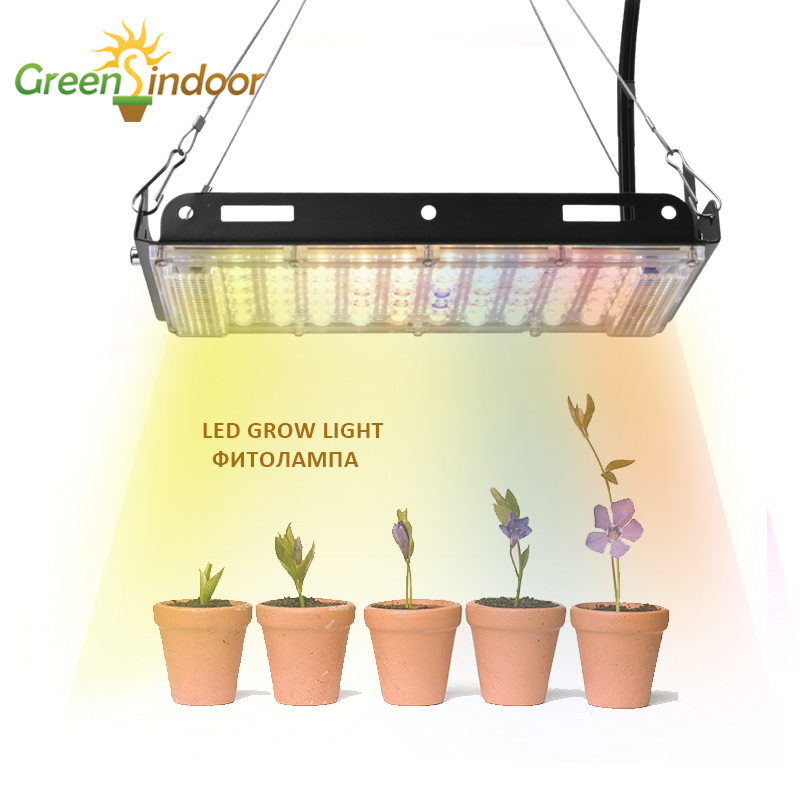 LED Grow Light 800W Phyto Lamp For Plant 3500K Warm White 5500K Cold White With Red And Blue Grow Tent Sunlight Led Hydroponic