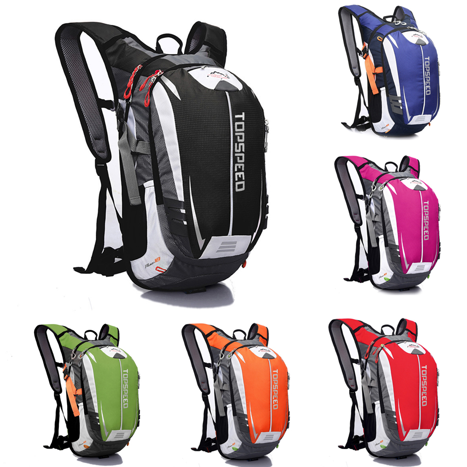 18L Bicycle Backpack For Men MTB Bike Outdoor Equipment Climbing Hiking Bags Breathable Cycling Riding Bicycle BIke Backpack