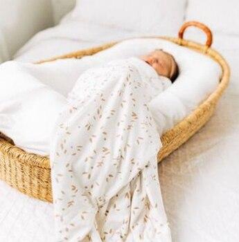 Newborn basket portable baby basket wicker woven sleeping basket car baby basket baby cradle bed newborn basket portable baby basket wicker woven sleeping basket car baby basket baby cradle bed