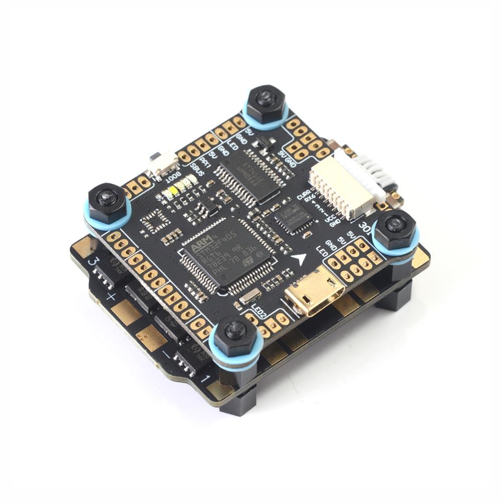 Diatone MAMBA F405 MK2 Betaflight Controlador de Vôo F40 40A DSHOT600 3-6S Corrida Piloto de Drones FPV Brushless ESC