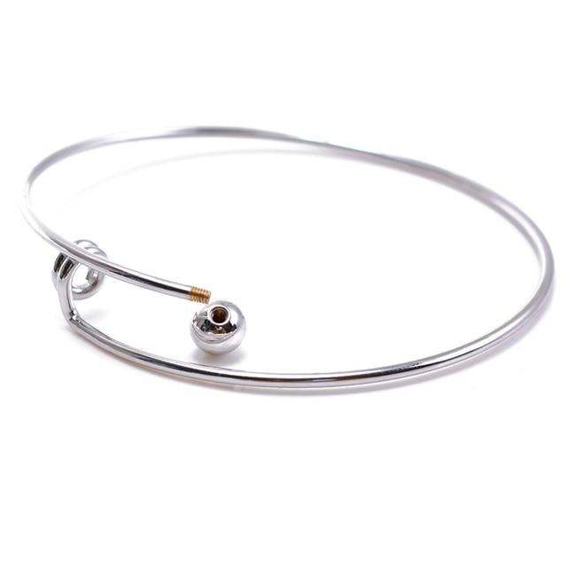 Купить 5 шт браслеты из медной проволоки для мужчин и женщин 50/60/65