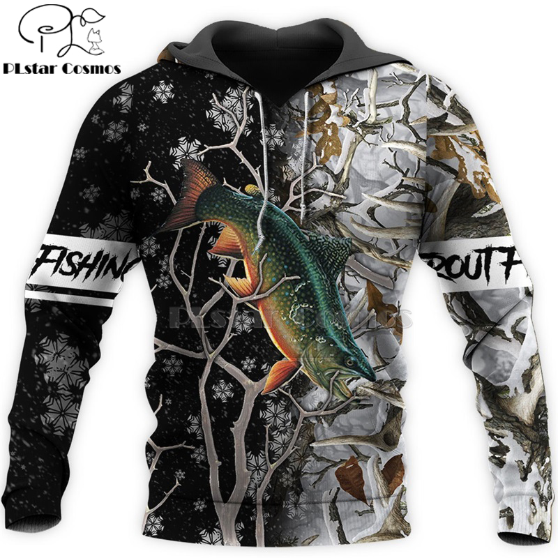 PLstar Cosmos New Fisherman fisher Fishing Art Harajuku casual Tracksuit Funny 3D Print Hoodies/Pullover/Jacket/Men Women-67