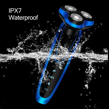 Men Washable Rechargeable Electric Shaver Electric Shaving B