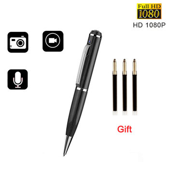 1080P HD DV Voice Recorder Camera Video Photo Recording Sport Class Students Business Comcorder Noise Reduction