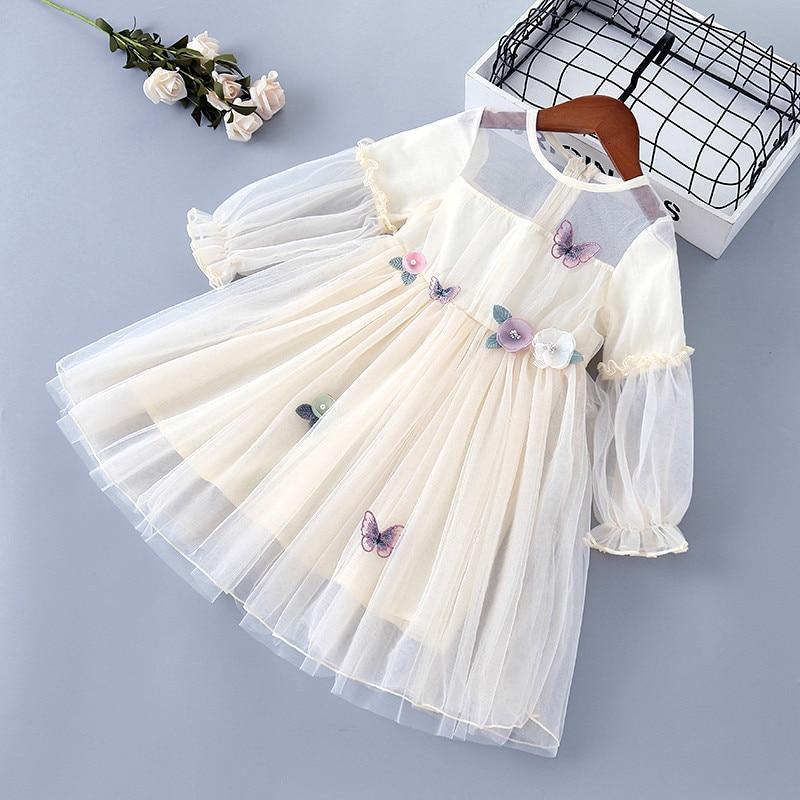 ruched criancas roupas menina vestido de princesa 03