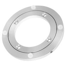 Aluminium Alloy Rotating Bearing Turntable Round Dining Table Swivel Plate