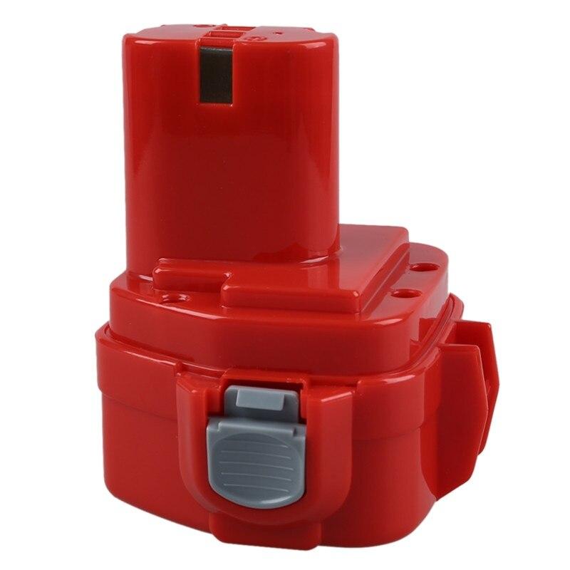 Hot NEW 2.0AH 12V Power Tool Battery for MAKITA 1220 1222 193981-6 6227D 6313D 6317D 6217DWDE 6217DWDLE 6223D 6223DE 6223DW 6223