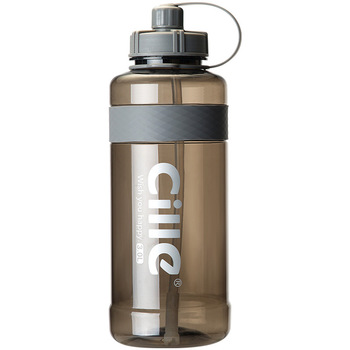 1L 2L 3L Large Capacity Sports Water Bottles Portable Plastic Outdoor Camping Picnic Bicycle Cycling Climbing Drinking Bottles 3