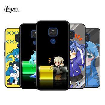 Enom Takane for Motorola G9 G8 G E7 E6 One Play Marco Hyper Fusion Stylus Power Edge Plus Black Phone Case image