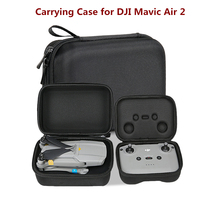 Protective Storage Bag Carrying Case for DJI Mavic Air 2 Drone Remote Controller Accessories Shockproof Anti