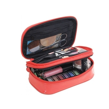 Women's Travel Cosmetic bag Professional Makeup Bag Organizer Case Beauty Necessary Make up Storage Beautician Wash Bags фото