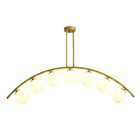 ferragem de ouro loft vintage lustre estilo
