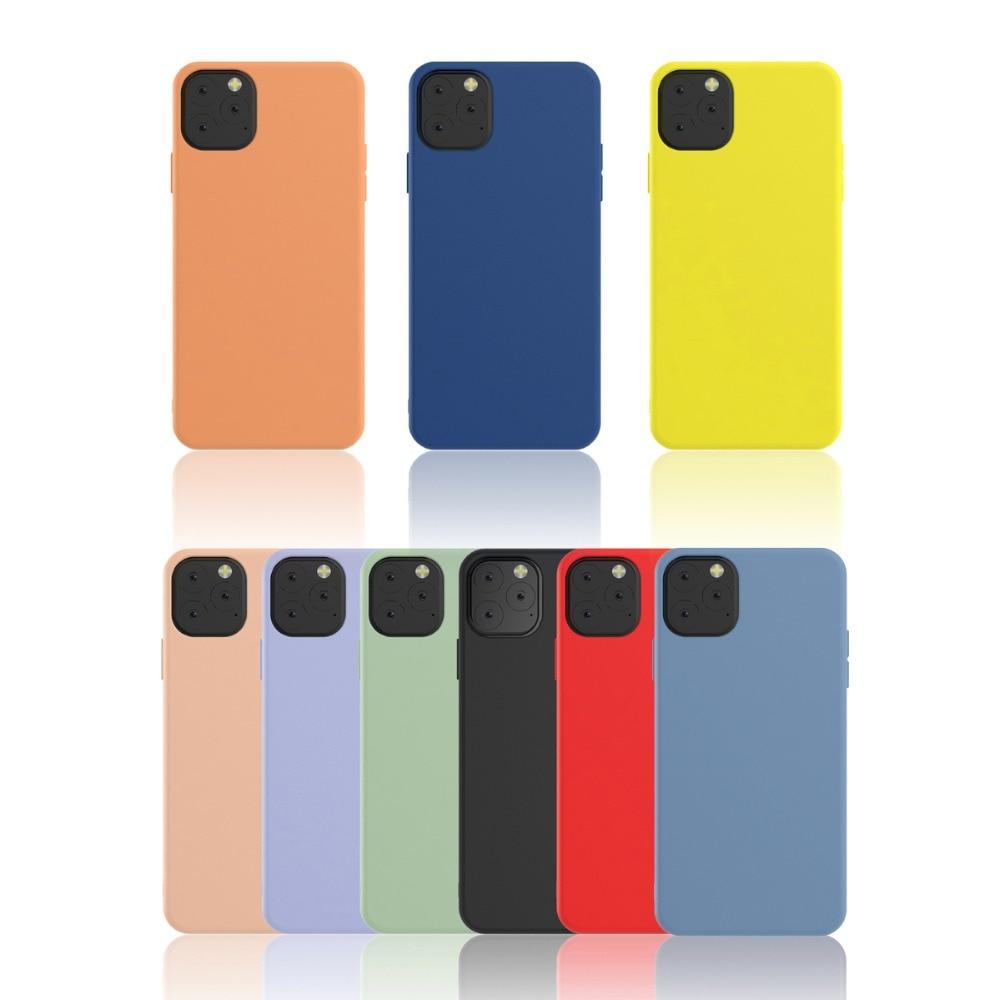 Torubia Silicone Case for iPhone 11/11 Pro/11 Pro Max 1