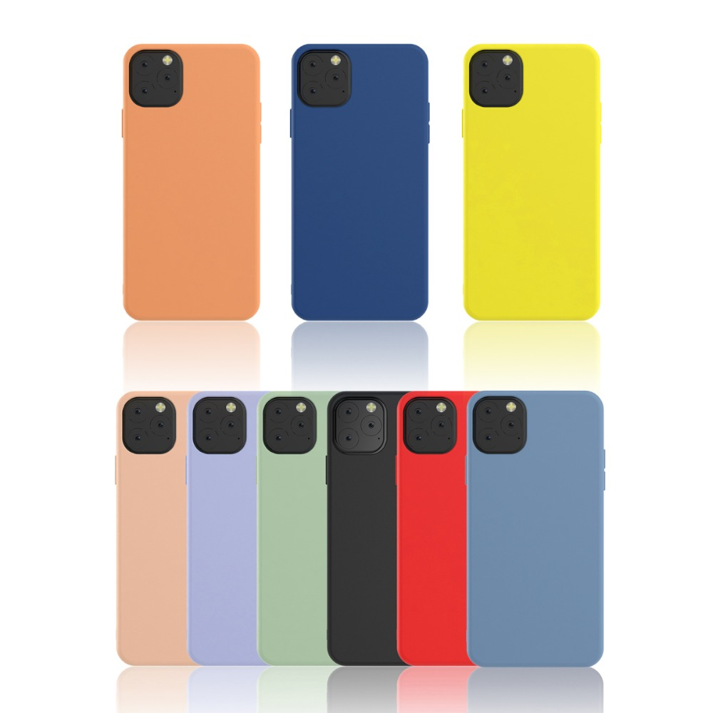 Torubia Silicone Case for iPhone 11/11 Pro/11 Pro Max 85