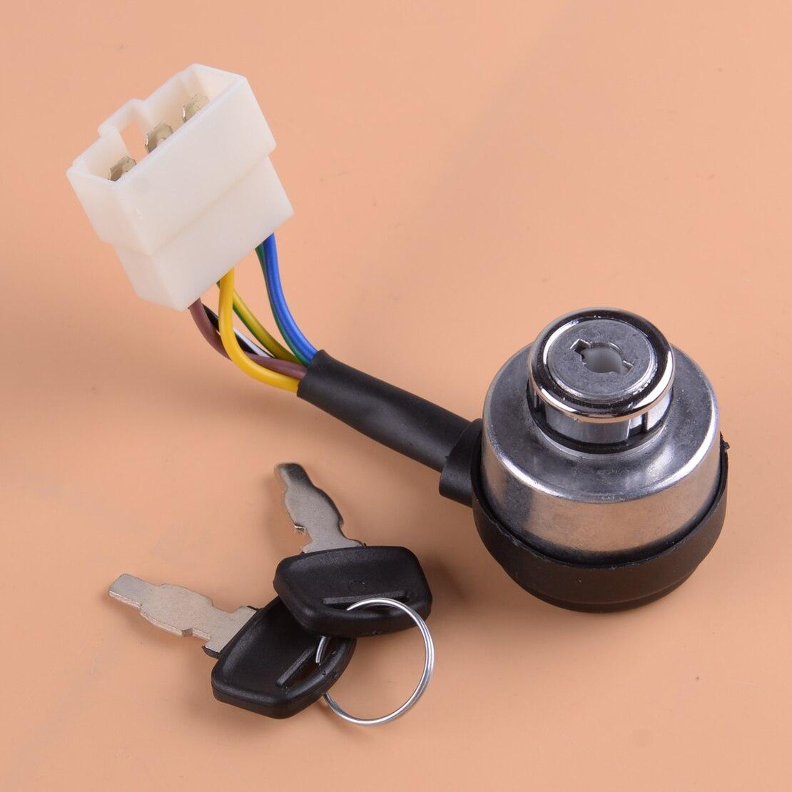 Ignition Key Switch For Honda EU3000iS EU3000iS1 6.5HP 2.8KW 3KW Generator