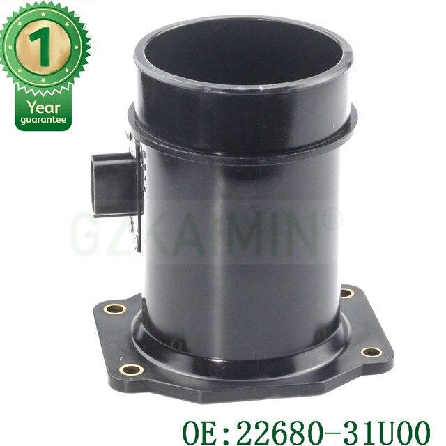Capteur de débitmètre dair massique | OEM, capteur de débitmètre, adapté à Nissan Maxima A32 Y61 Y33 top