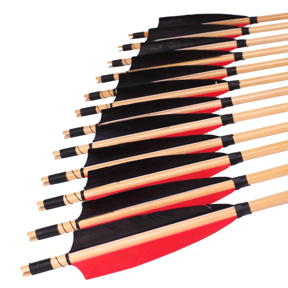 turquia pena para longbow tiro com arco ao ar livre caça
