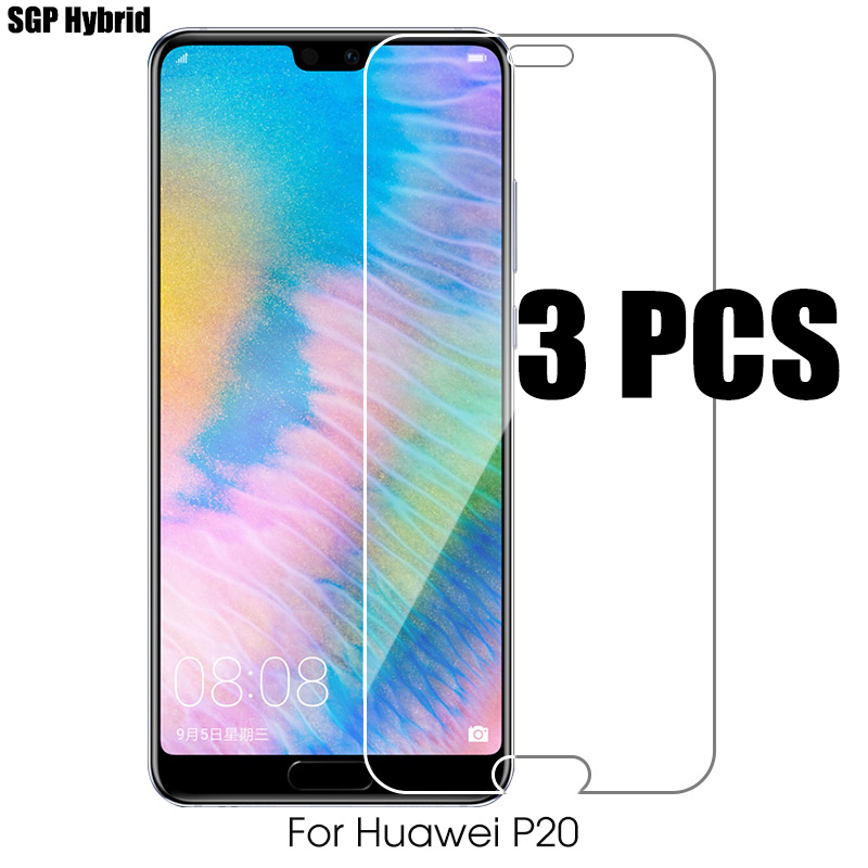 3 PCS Safety Glass Screen Protector For Huawei P20 P20 Lite P20 Pro Tempered Film For Hauwei P9 Lite Mini Y9 2018 Y3 2018 Glass