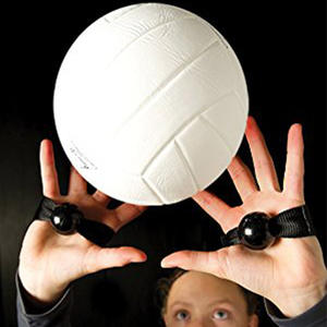 Training-Tool Volleyball Passing-Type 1-Pair Correction-Aids Exercise-Bands FDBRO Professional