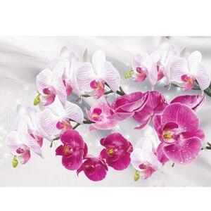 5d diy pintura diamante orquídea imagem completa quadrado/redondo diamante mosaico resina bordado artesanato casa decoração presente conjunto