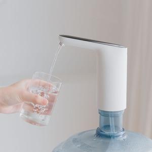 Image 2 - Youpin Automatische Waterpomp Draadloze Oplaadbare Elektrische Dispenser Waterpomp Gallon Drinking Fles Schakelaar Voor Home Office