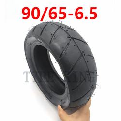 Бескамерные шины для электрического скутера, 11 дюймов, толщина колес 90/65-6,5 дюйма, вакуумные дорожные шины