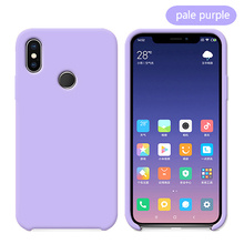 Official Style Silicone Case for Xiaomi