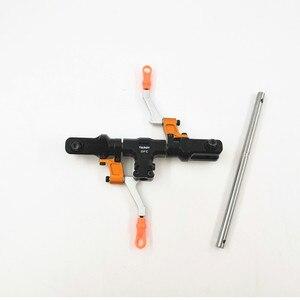 Image 5 - Tarot rc 450 ensemble de tête de Rotor principal, DFC, noir TL48025 01 argent TL48025 02 Orange TL48025 03 pour Tarot 450, tête de rotor de modification