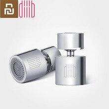 Orijinal Youpin DABAI mutfak musluk havalandırıcı su difüzör Bubbler çinko alaşımlı su tasarrufu filtre memesi musluk bağlantısı