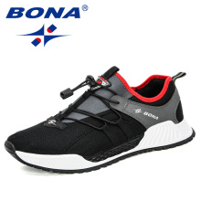BONA 2020 New Arrival Popular Men Casual Shoes