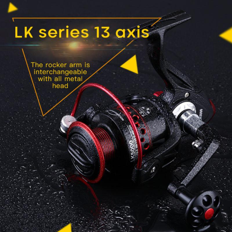 LK 2000 - 7000 Series High Speed Spinning Reel 1