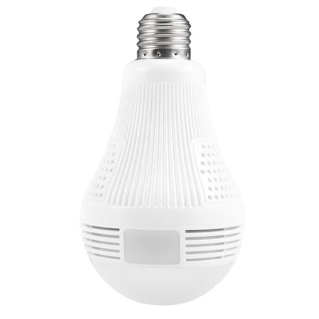 Inpelanyu 960p 360 Security Wifi Camera Lamp Panoramic Bulb IP CCTV Video Surveillance Fisheye HD Night Vision TWO Talk