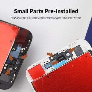 Image 4 - Aaaa + + + + + Voor Iphone 6 6S 7 8 Plus Lcd Tianma Voor Iphone X Xr Lcd Touch Display Screen glas Montage Gratis Gift Geen Dode Pixel