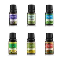 Natural Lavender / Tea Tree / Lemon / Rosemary / Mint / Bergamot Aromatherapy oil