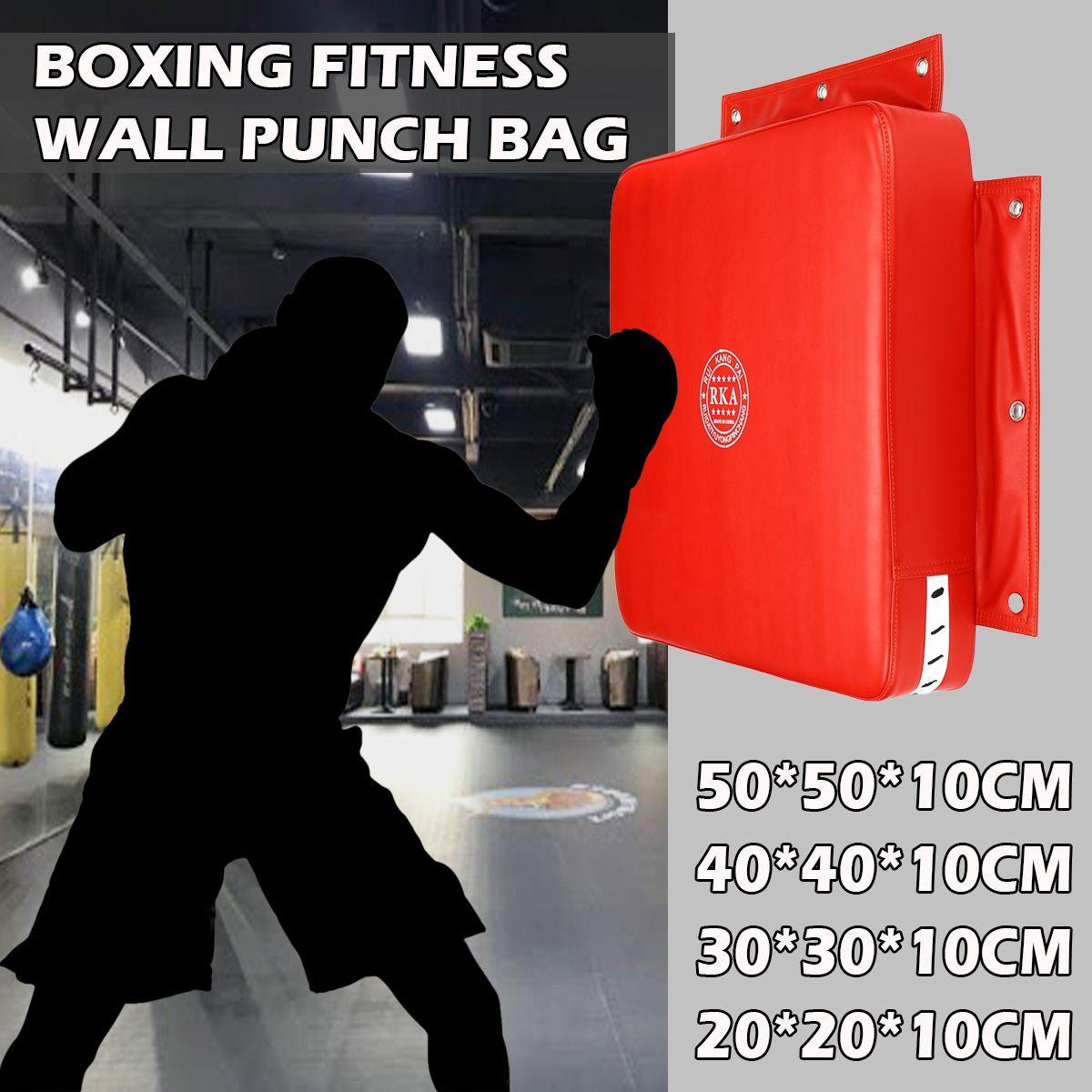 Wall Boxing Pads Thai Kick Boxing Pads Muay Punch Bag For MMA Boxing Taekwondo Foot Target