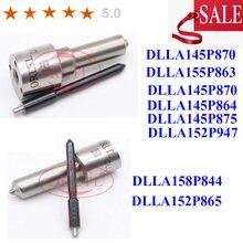 Caliente nuevo inyector Diesel boquilla DLLA158P844 DLLA155P863 DLLA145P870 DLLA145P864 DLLA145P875 DLLA152P865 DLLA152P947 para DENSO