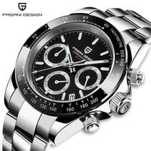 PAGANI DESIGN 2020 Men's Watches Quartz Business watch