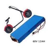 60v 12ah grande 2 rodas veículo elétrico adulto pedal bicicleta elétrica da motocicleta scooter 60v 1000 w 1500 w bateria